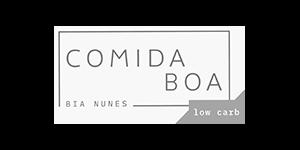 Logo Comida Boa