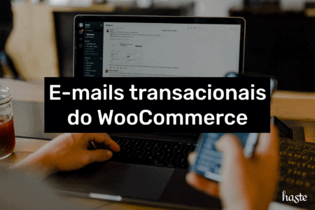 E-mails transacionais do WooCommerce