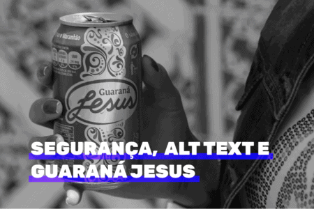 Compartilhaste 20 - segurança wordpress, texto alternativo e Guaraná Jesus