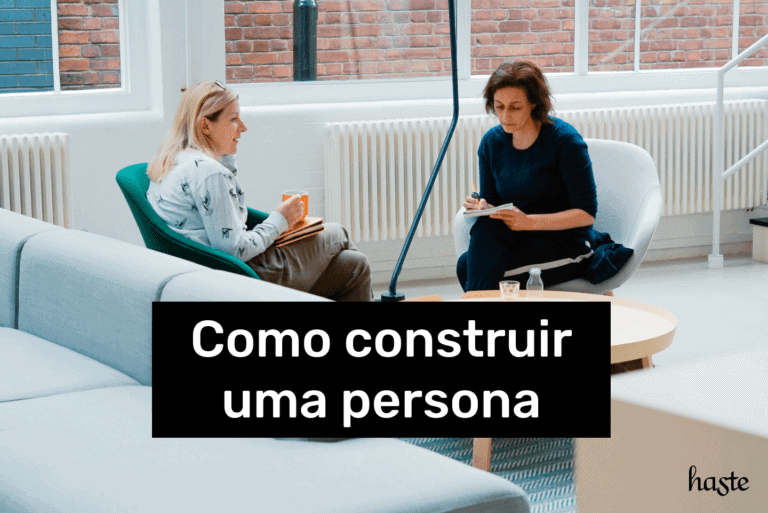 Como construir uma persona