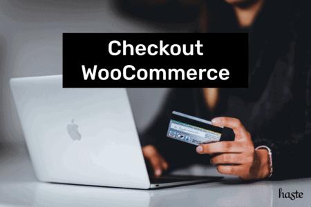 Checkout WooCommerce. Imagem ilustrativa.