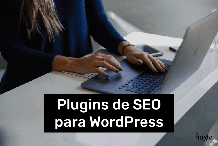 Plugins de SEO para WordPress. Imagem ilustrativa.